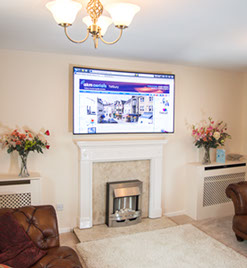 tv wall mounting Nailsworth
